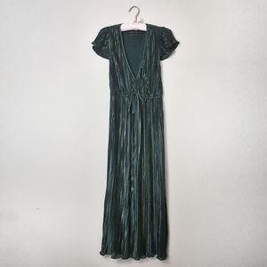 UO Jewel Green Maxi Dress